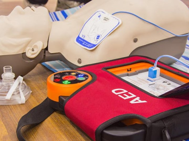CPR and Automated External Defibrillation - £50pp